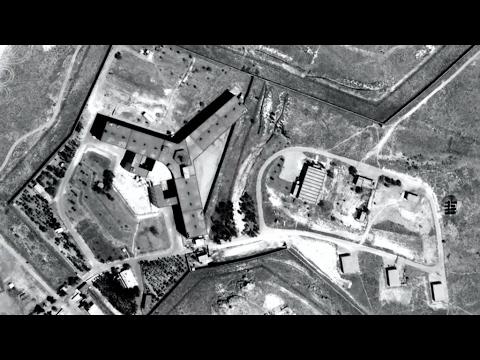 Syria: Thousands hanged in secret in notorious Saydnaya prison, says Amnesty