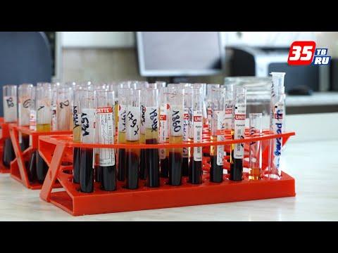 В Вологде анализы на коронавирус будут делать в лаборатории городской Поликлиники №1