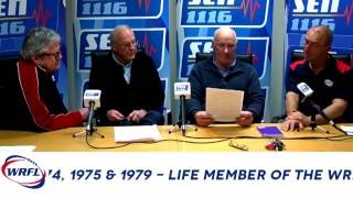 WRFL Legends Series   Barry Priest & John Lloyd