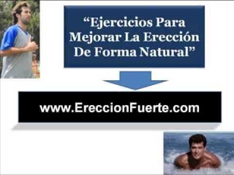 ejercicios para ereccion mas firme