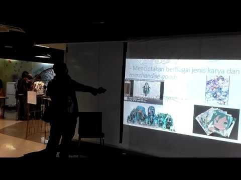 Vocaloid Panel Discussion : Menilik Fandom Vocaloid Dulu, Kini, dan Nanti [ Adidkh ]