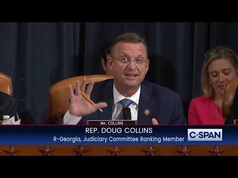 Rep. Doug Collins Closing Statement