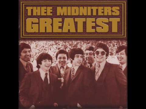 Thee Midniters - Whittier Blvd.