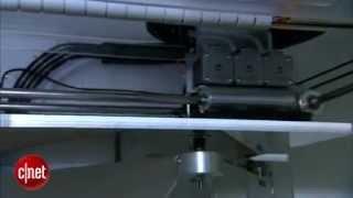 CubeX 3D printer prints big objects