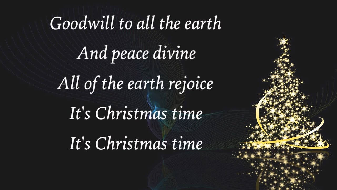 Hillsong - Born is the King (It's Christmas) - (with lyrics) - YouTube