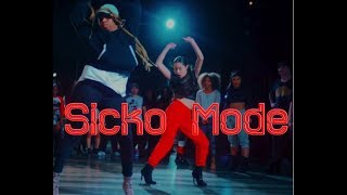 Sicko Mode- Travis Scott and Drake ft. Skrillex (Dance Cover)   Choreography by Samantha Long Video