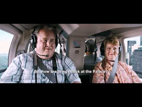 "THE DICTATOR - Official Clip - ""Helicopter Ride"""