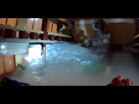 Sinking Of The Lego Ship
