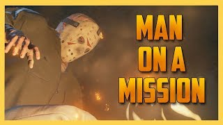Jason Voorhees. Man on a Mission. - Friday the 13th The Game | Swiftor