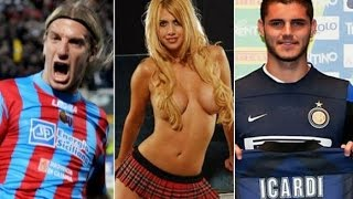 9 Jugadores le quitaron la novia a otros futbolistas thumbnail