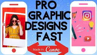How To Use Canva Phone App For Beginners: Canva Tutorial 2020