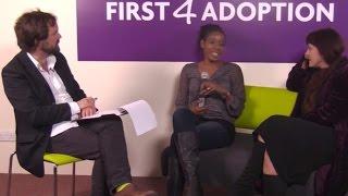 Meet the Adopter webcast - Adoptive Mums