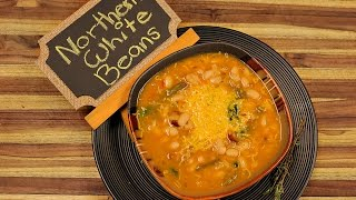 Navy beans recipe  - healthy recipe channel - tasty slow cooker recipes - quick crock pot recipes