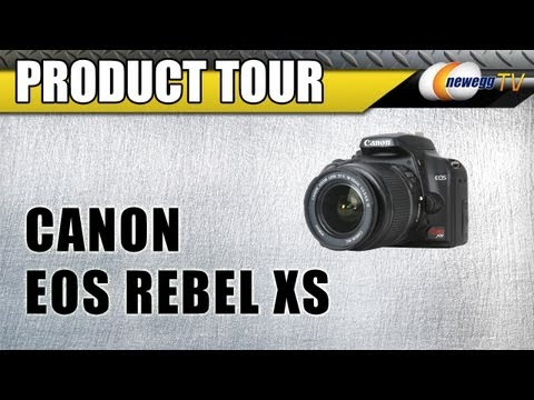 Product Tour: Canon EOS Rebel XS Video