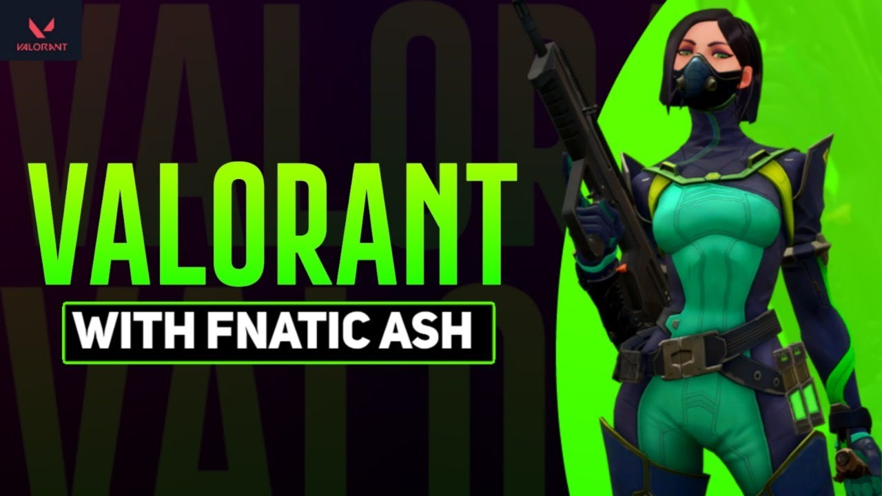Learning Valorant With VIRU | Fnatic Ash Live | Facecam at 50k Subs