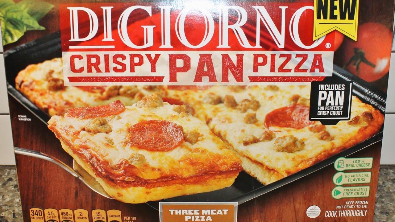 digiorno crispy pan pizza