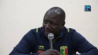 L'équipe du Sénégal est l'équipe la plus équilibrée du continent  Mouhamed Magassouba selecti