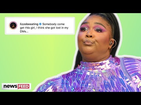 Lizzo CLAPS BACK After Being Accused Of Using Her Body For Attention!