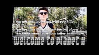 Thrilla In Manila by Greyson Chance [Lyrics On Screen]