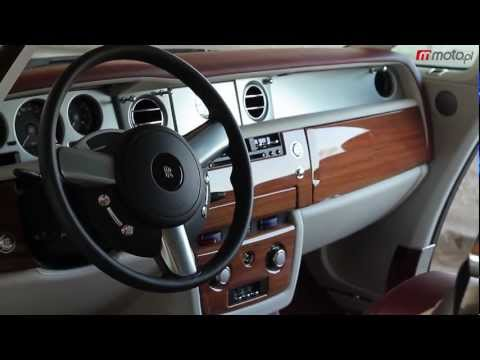 ROLLS ROYCE PHANTOM COUPE WIDEO
