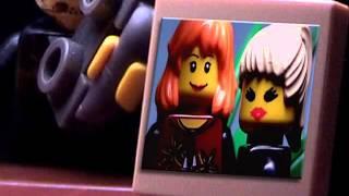 LEGO Трейлер фильма Мачете