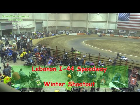 Stock Appearing-  I - 44 Speedway Winter Shootout 1-19-2018