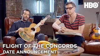 Flight of the Conchords: Live at the London Apollo (2018) | Date Announcement | HBO