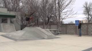 Niverville Skatepark Sesh - Keanu