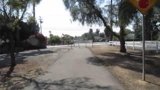 Yorba Linda Recreational Trail (ylrt) Riding My Mtb To The End Off Grandview And Buena Vista
