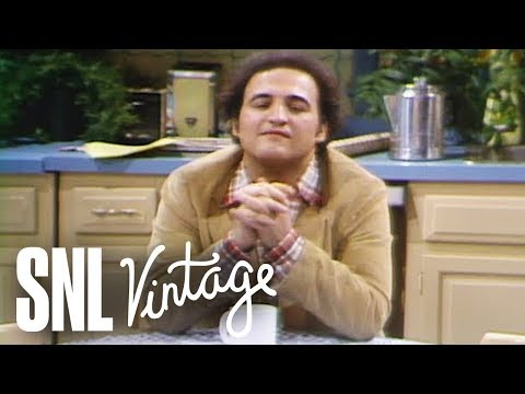 Belushi Demands Cold Open - SNL