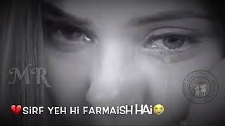 Ankhen khule tho main dekhu tujhe   mai phir bhi tumko chahungi   female version lyrics song  