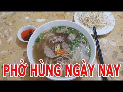 HƯƠNG VỊ PHỞ HÙNG NGÀY NAY RA SAO? | Saigon life