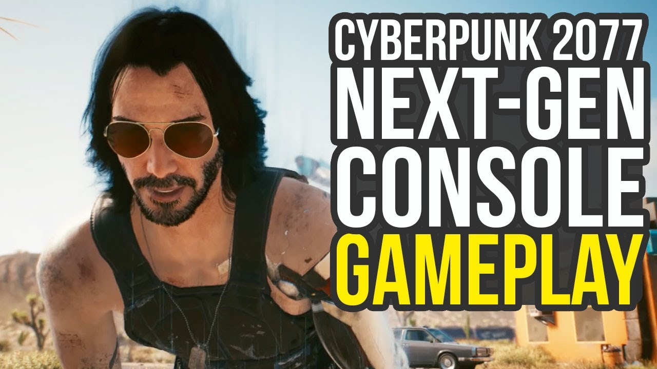 Cyberpunk 2077 Gameplay On Next-Gen Console - Opening Hours (Xbox Series X)