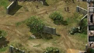 Commandos 2 Men Of Courage walkthrough: Bonus mission 4