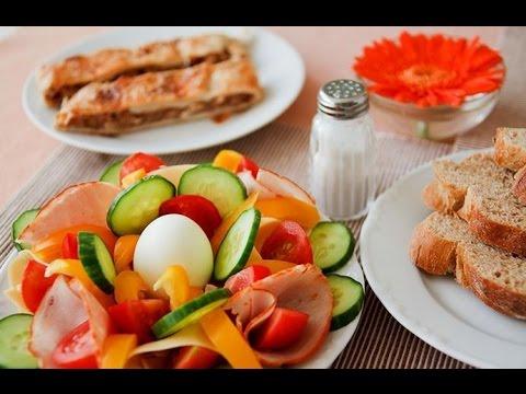 Que puedo comer para llevar una dieta saludable