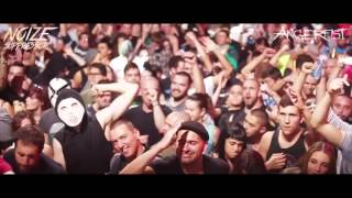 Noize Suppressor b2b Angerfist @ Hard Nature   Sofia   Bulgaria