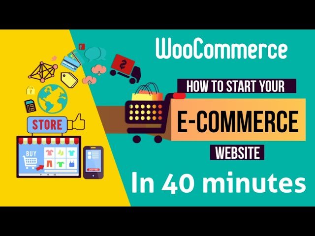 WooCommerce Lecture 1 in Urdu/Hindi by Ahtasham Khan