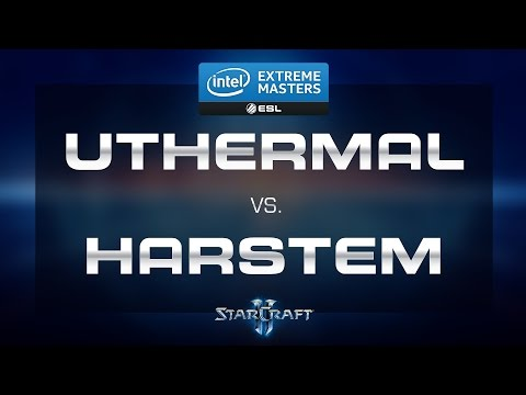 StarCraft 2 - Uthermal vs. Harstem (TvP) - IEM 2015 Shenzhen - EU Qualifiers - Semifinal