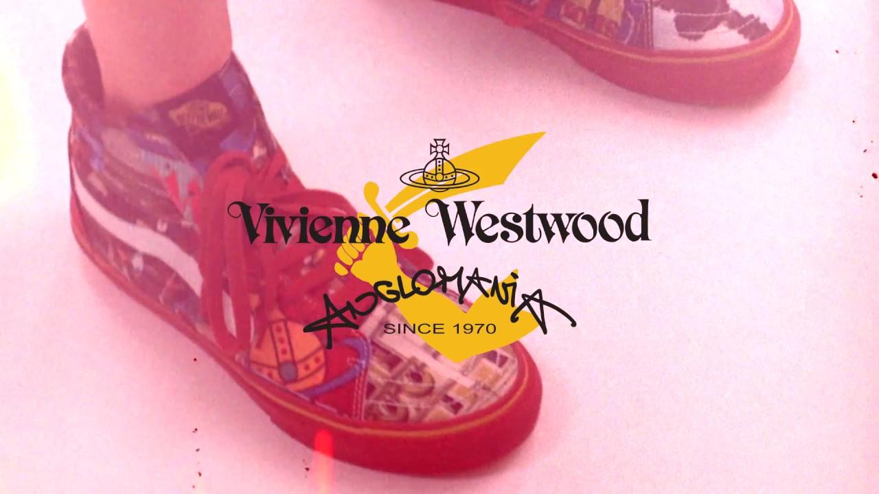 cfa1db4840 Vivienne Westwood Anglomania x VANS - YouTube