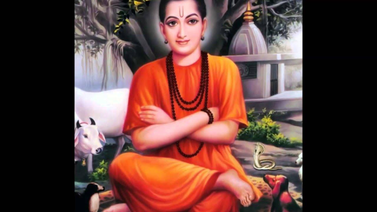 A Beautiful Swami Stavan