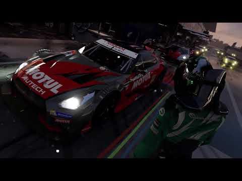 『Forza Motorsport 7』4Kプレイ映像【Xbox One X】