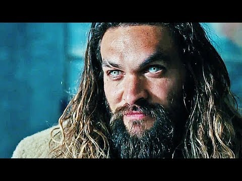 Aquaman - King of Atlantis - official Justice League trailer (2017)