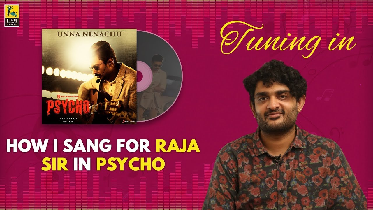 Sid Sriram Interview With Baradwaj Rangan  Tuning In  Psycho