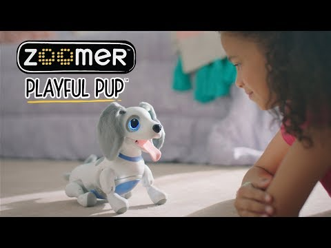 Zoomer | Teach Playful Pup Over 20 Tricks, Just Like a Real Dog! |  TV Commercial