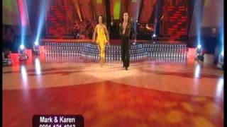Karen Hardy and Mark Ramprakash SCD 2006 Series 4 Salsa