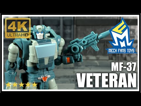 Mech Fans Toys MFT MF-37 VETERAN Oversized DX9 Toufold Legends Kupp