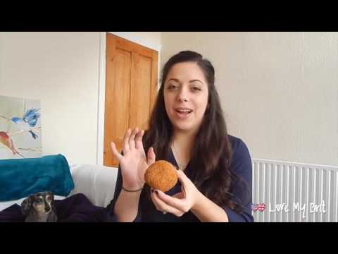 American Tries British Candy, Crisps, Snacks & Other Food