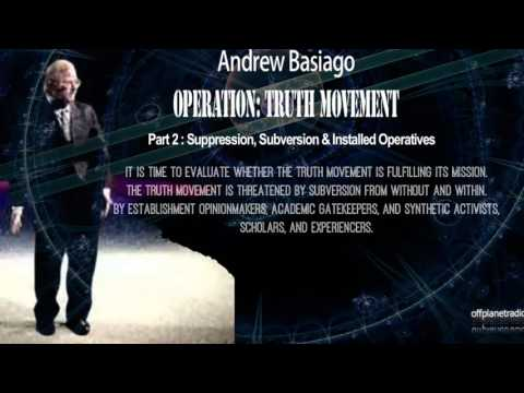 Andrew Basiago-Operation: Truth Movement-Part 2
