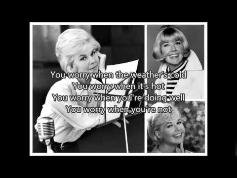 DORIS DAY - Enjoy Youself (It's Later Than You Think)�)with lyrics
