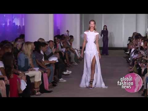 Prabal Gurung Spring / Summer 2012 Women's Runway Show | Global Fashion News